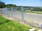 Kovový plot CLASSIC, vzor AW.10.71, žárový zinek