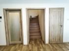 Rámové interiérové dveře STILE, vzor FRÉZIE 4, povrch Jilm 3D Greko