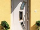 Hliníkové vchodové dveře DECO, vzor 133