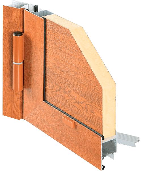 ocelový panelaw45